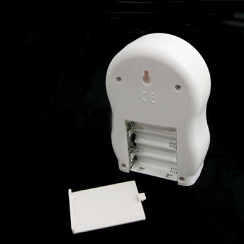 battery operated infrared led night motion sensor light ebay. Black Bedroom Furniture Sets. Home Design Ideas