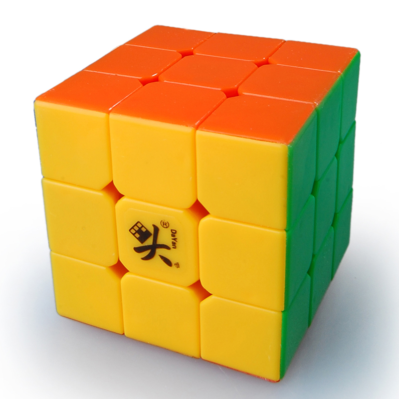 Small Cubes And Limited P: US 42mm Mini 3x3x3 Cube Puzzle ,Dayan Zhanchi Tiny