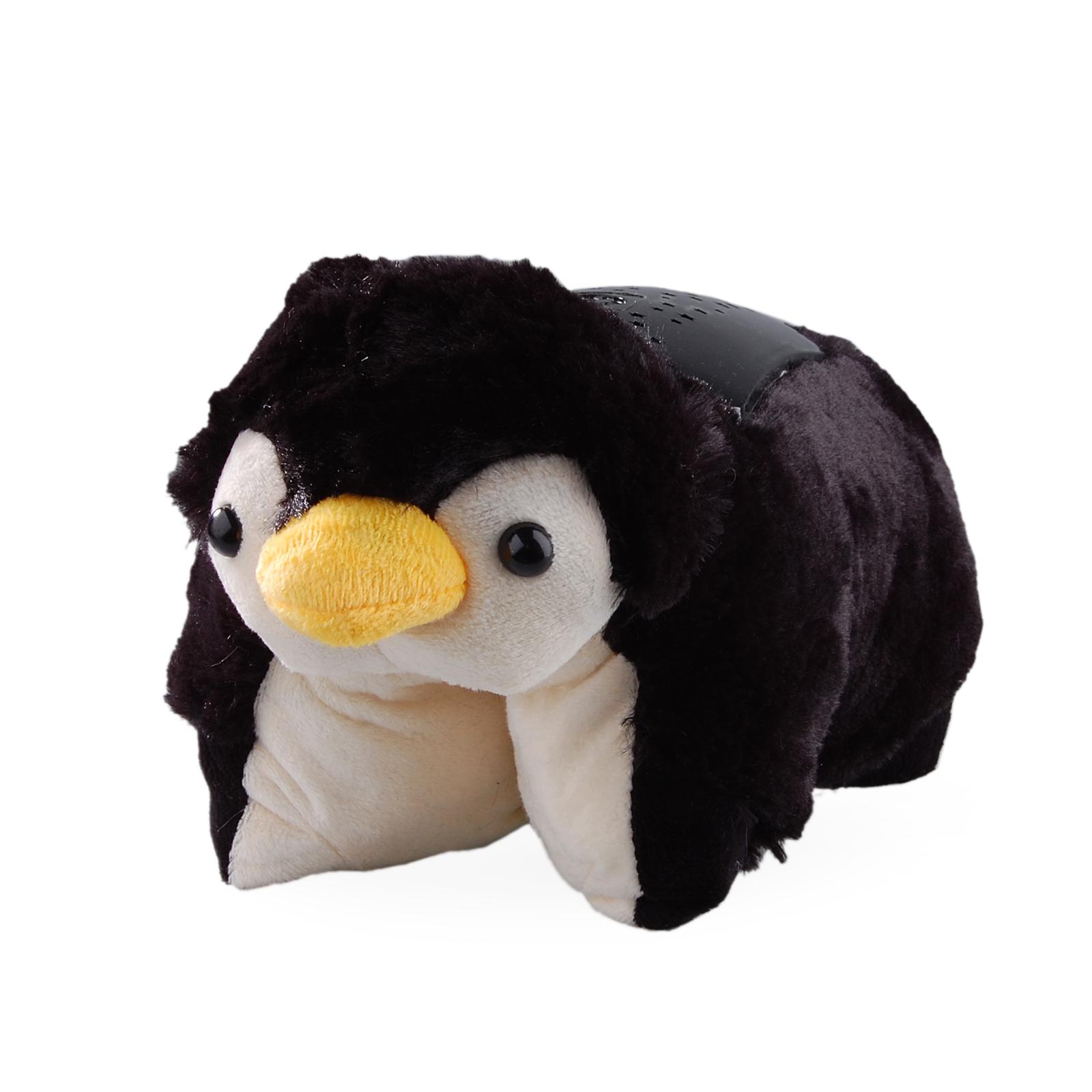 Pillow Pets Dream Lites Playful Penguin 11`Pillow Pet Nightlight Baby Sleeping eBay