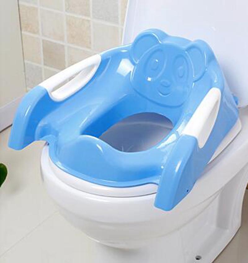 Children Kids Baby Toilet Potty Seat With Ladder Training
