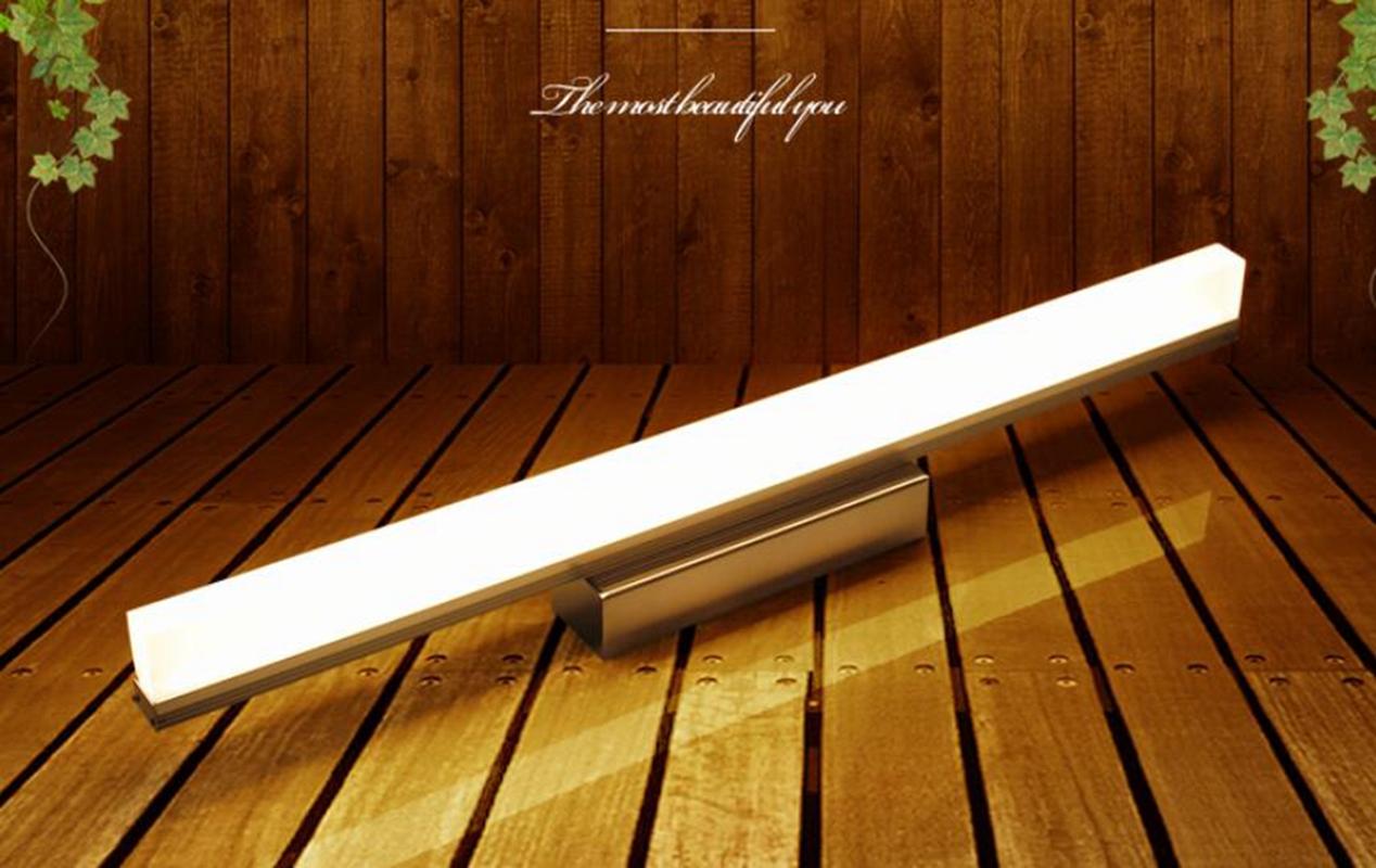 12w waterproof led stainless steel bathroom wall light - Waterproof bathroom ceiling lights ...