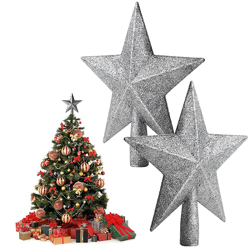Christmas Tree Ornament Hooks Free Shipping : Home decor christmas hanging ornament five pointed star