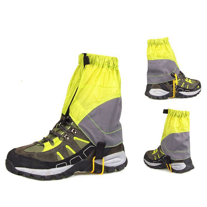 Outdoor Snake Gaiters Cover Protection Camping Chaps