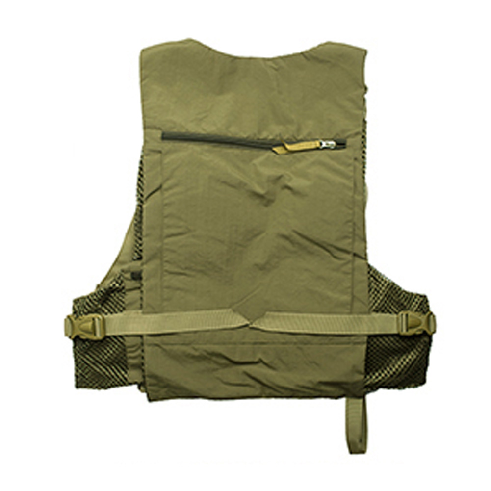 Multi pocket fly fishing vest backpack chest pack outdoor for Fishing chest pack