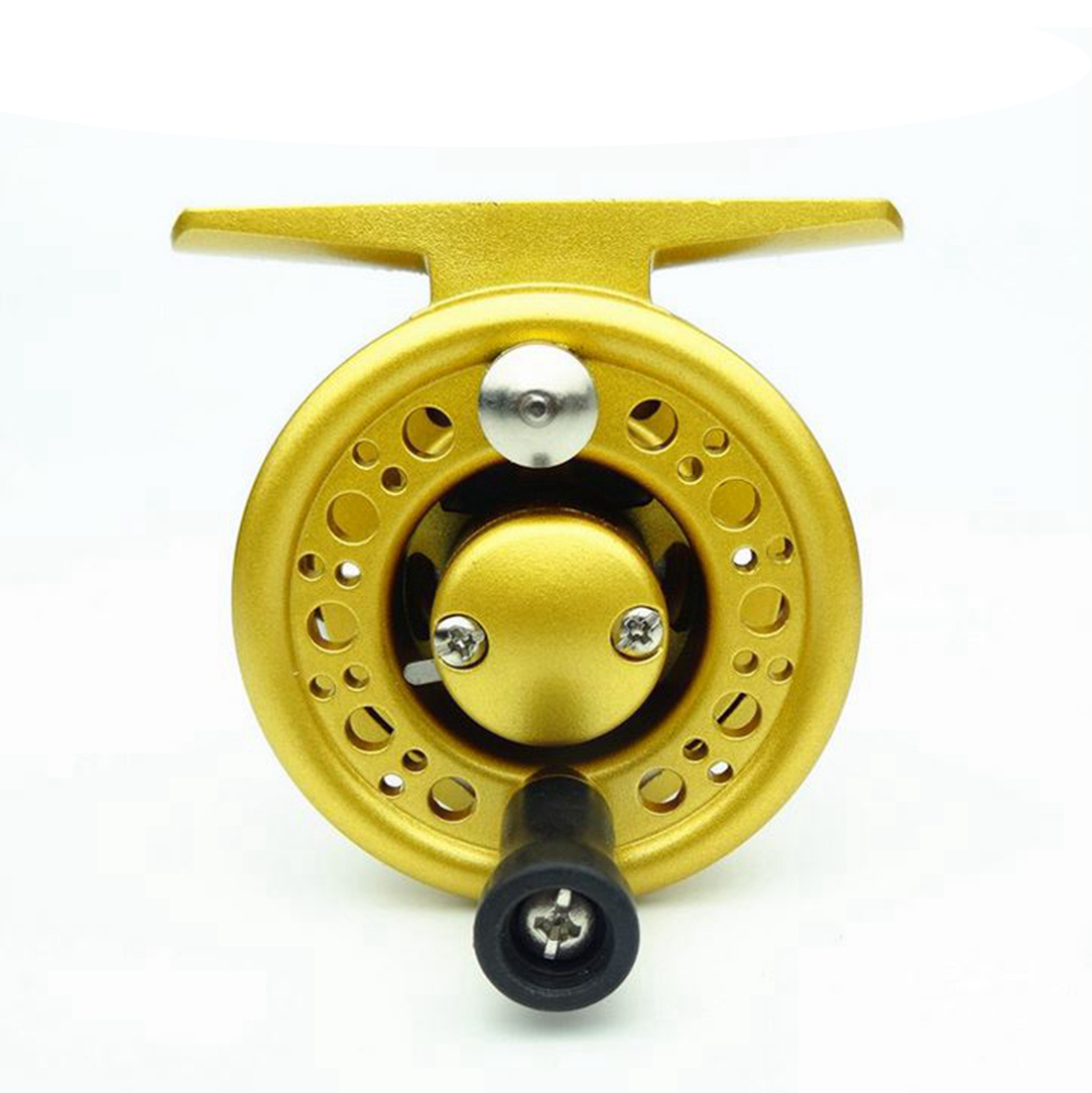 Usa fly ice saltwater fishing reel spinning reels tackle for Fly fishing reels ebay