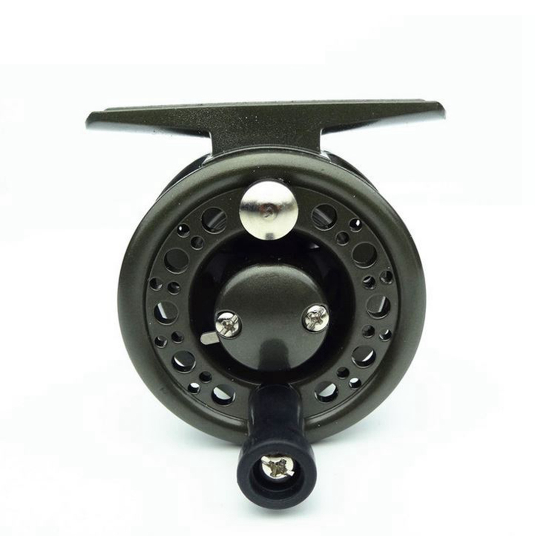 Straight line ice reel bait feeder reels for inshore for Best fishing line for spinning reels